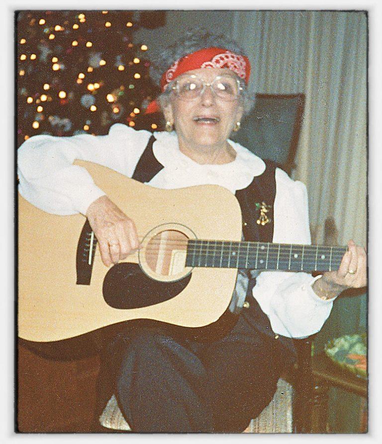 Gran's 96th Birthday