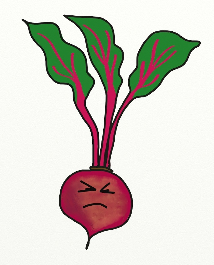 Do I Dare To Eat A Beet?