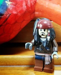 Captain Grandpa Jack Sparrow